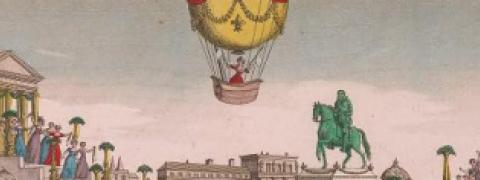 Image from Scrapbook of Early Aeronautica