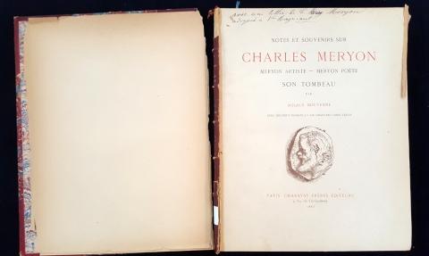 Charles Meryon Title page