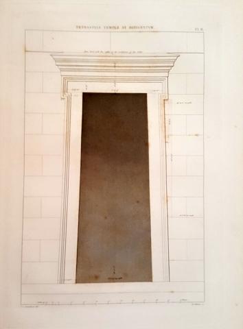 Design for a doorway