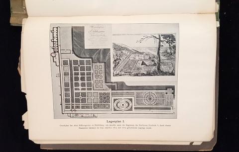 Garden design diagrams