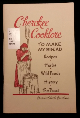 Cover of Cherokee Cooklore