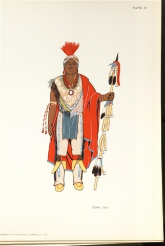 North American Indian costumes (1564-1950) v. 1