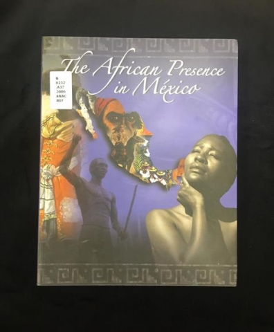 Cover of The African Presence in Mexico