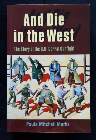 Cover of And Die in the West
