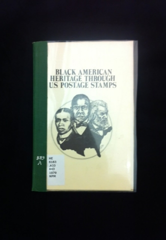 Black American Heritage Through United States Postage Stamps