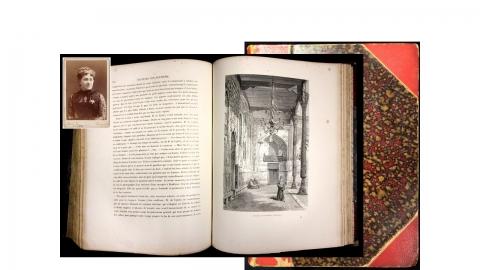 De Paris à Samarkand, le Ferghanah, le Kouldja et la Sibérie occidentale: impressions de voyage d'une Parisienne / par Mme. de U