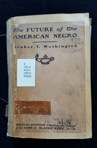 Cover of The Future of the American Negro