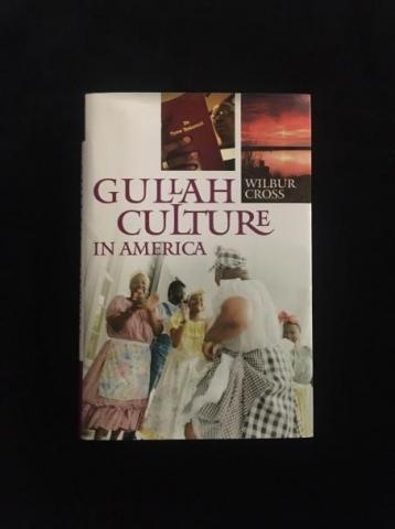 Cover of Gullah Culture in America