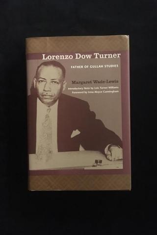 Cover of Lorenzo Dow Turner