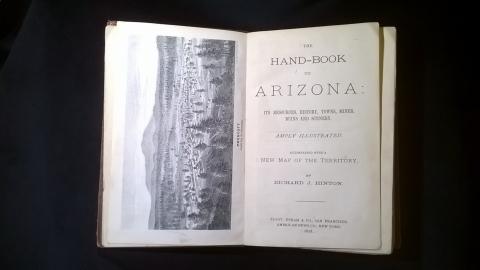 The Handbook to Arizona