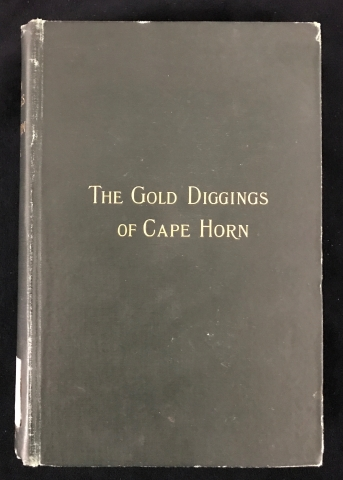 The Gold Diggings of Cape Horn, cover