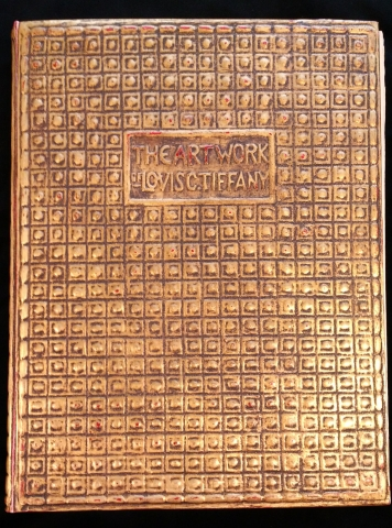 The Art Work of Louis C. Tiffany, cover