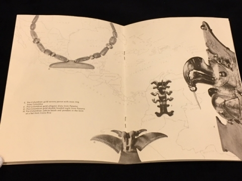 Body Objects, page spread