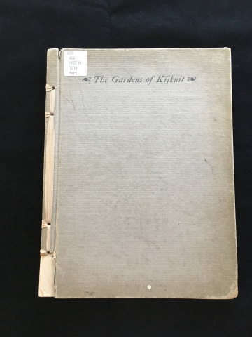 Cover of The Gardens of Kijkuit