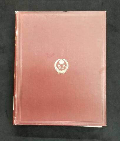A descriptive catalogue of the marine reptiles of the Oxford clay