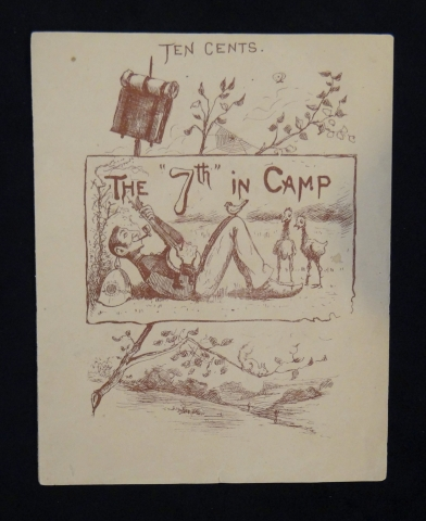 """The """"7th"""" in Camp cover."""