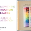 At Home with the Smithsonian Libraries: A Colorful Conversation