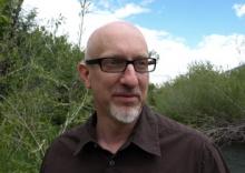 Photo of Christopher Cokinos