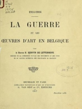 Cover of 1914-1916