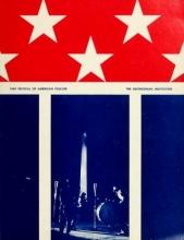 Cover of 1969 Festival of American Folklife