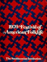 Cover of 1970 Festival of American Folklife