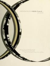 Cover of The 2008 Smithsonian Folklife Festival