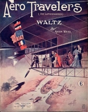 Cover of Aero travelers