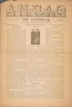 Cover of Anpao - v. 42 no. 6 1931