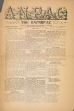 Cover of Anpao - v. 45 no. 3 Apr.-May 1934
