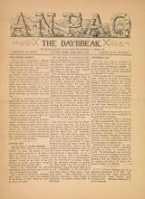 Cover of Anpao - v. 47 no. 3 Apr.-May 1936