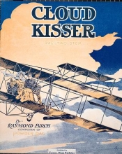 Cover of Cloud kisser