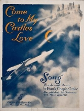 Cover of Come to my castles, love