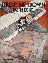 Cover of Drop me down in Dixie