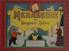 Cover of Ménagerie