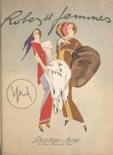 Cover of Robes et femmes