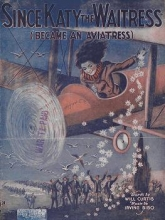 Cover of Since Katy the waitress