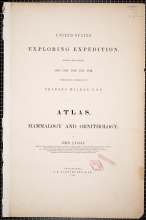 Cover of United States Exploring Expedition