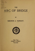 Cover of The abc of bridge