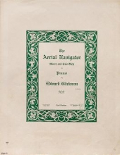 Cover of The aerial navigator