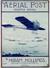 Cover of The aerial post