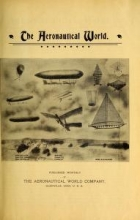 Cover of Aeronautical world