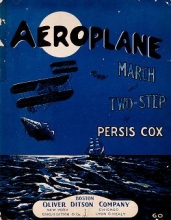 Cover of Aeroplane