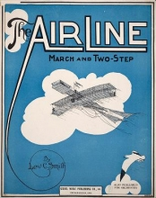Cover of The air line