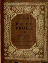 Cover of Album de filet brodé