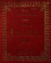 Cover of Album photographique Paris Exposition 1900