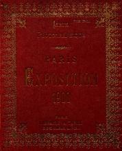 Cover of Album photographique Paris Exposition 1900