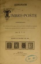Cover of Almanach du timbre-poste
