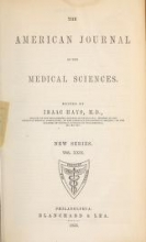 Cover of The American journal of the medical sciences