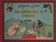 Cover of Les animaux en liberté
