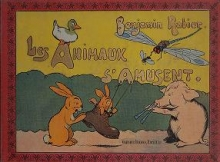 Cover of Les animaux s'amusent